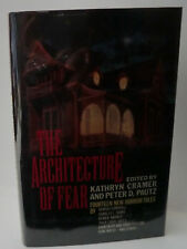 1987 'THE ARCHITECTURE OF FEAR' BY KATHRYN CRAMER *SIGNED BY 3 CONTRIBUTORS*