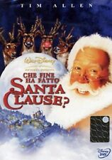 DISNEY DVD Che fine ha fatto Santa Clause - live