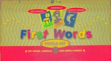 First Words Puzzle Set [Toy] [Dec 31, 1969] Unknown