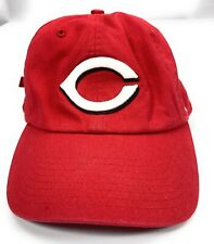 Cincinnati Reds MLB 47 Forty Seven Strapback Adjustable Red Baseball Cap Hat