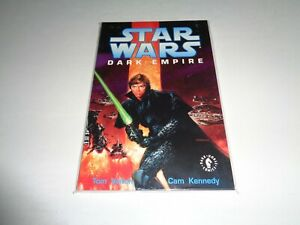 STAR WARS DARK EMPIRE (THE COLLECTION) TPB FIRST EDITION 1993 LUCAS BOOKS NM/MT.