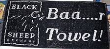 Black Sheep Brewery Cotton Bar Towel (pp)