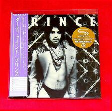 Prince Dirty Mind SHM MINI LP CD JAPAN WPCR-13532