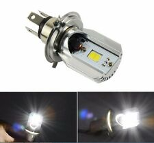 H4 COB LED Hi/Lo Motorcycle Car Bike 800lm H4 COB Headlight Fog Front Light