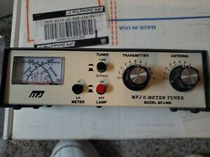 MFJ 6 METER TUNER MODEL MFJ-906
