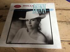 HOLLY DUNN - The Blue Rose Of Texas - Ex Con LP Record Warner Brothers 925 939-1