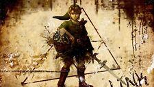 Zelda Poster Length :800 mm Height: 500 mm SKU: 6871