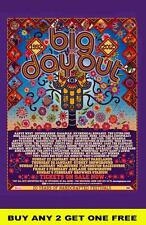 BIG DAY OUT 2012 Australian Laminated Poster