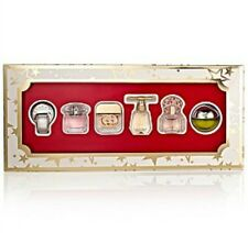 Macy's 6-PC MINI Scent Perfume Eau de Toilette Spray Travel Sampler Set - NIB