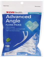 CVS Health Sensitive Floss Picks, 150CT
