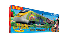 Hornby R1253M EuroStar Yellow Submarine Train Set OO Gauge