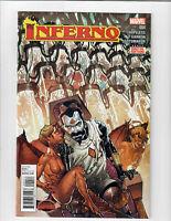 Inferno #1 Oct 2015 Marvel Comic.#131963D*5