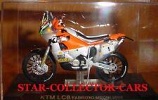 KTM LC8 LC-8 FABRIZIO MEONI 2002 DAKAR WINNER 1/24 #1