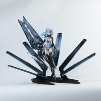 Beatless Lacia Figure Black Monolith PVC 27cm Battle Model In Box Anime Around
