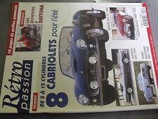 µ? Revue Retro Passion n°117 Ford Mustang 289 Jaguar XJS Ferrari 250 GT