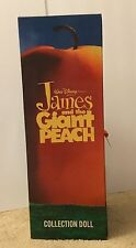 Disney  Jun Planning James and the Giant Peach Grasshopper Never Opened!