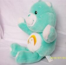 Collectable Gift@30cm Cute Soft Plush Green Wish Star Care Bear New
