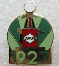 Pin's Série Collection Station Service les pompes à Essence AMURE 1927 #B3