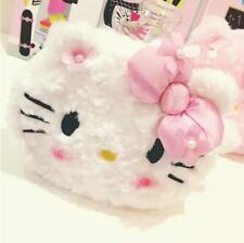 Cute For Hello Kitty Cosmetic Makeup Bag Accessory Organizer Bag Handbag Purse