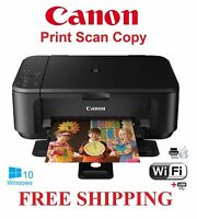 NEW Canon Pixma MG3520/3620 All In One wireless Printer-print for business label