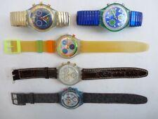 5 Montres Chronomètre SWATCH Horlogerie (17584)
