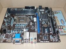 MSI MS-7680 VER: 20 H61M-E33 (B3) Sockel 1155 HDMI DVI mATX #MM3