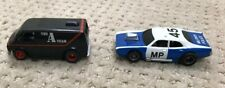 Vintage Tyco U-Turn A-Team Van and Military Police Mint Condition