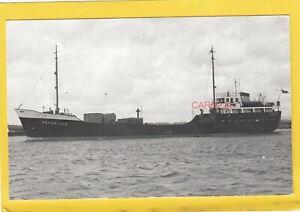 FERNFIELD 1954 Zillah Shipping Liverpool coaster ex Haaksbergen  -Photograph