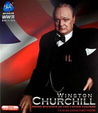 "DID 1/6 Scale 12"" WWII British Prime Minister Winston Churchill Figure K80090"