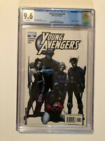 YOUNG AVENGERS (2005) #6 CGC 9.6 NM+ 1ST APPEARANCE STATURE AVENGERS ENDGAME