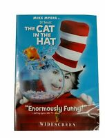 Dr. Seuss The Cat in the Hat DVD Movie Widescreen Edition