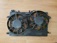 SAAB 9-5 95 Radiator Fans and Shroud 1998- 2002 P/No 12763570 (5460829)