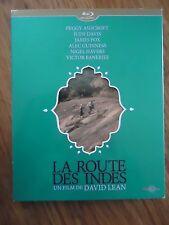 BLU-RAY * La route des Indes Blu-Ray * Carlotta Films David Lean Judy DAVIS FOX