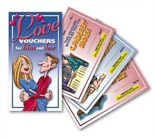 FUN & DESIRABLE LOVE VOUCHERS FOR HIM AND HER COUPONS