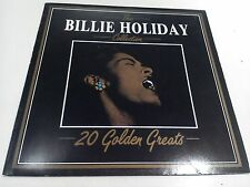 The Billie Holiday Collection 20 Golden Greats EX Vinyl LP Record DVLP 2018