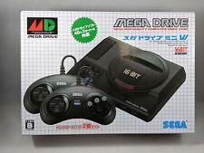 Sega MEGA DRIVE MINI Console JAPAN Edition 2 Controllers Genesis NEW