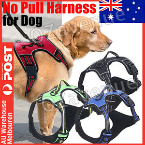 Dog Harness No Pull Adjustable Front Range Outdoor 4 SIZE S M L XL NEW