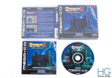 Dungeon Master II [2]: Skullkeep - Sega Mega CD Retro Game Disc PAL
