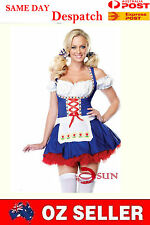 New Sexy Lingerie Waitress French Maid Servant Costume Fancy Dress Up Halloween