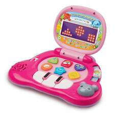 Vtech Baby's Light-Up Laptop (Pink) BNIB SHIPS FAST