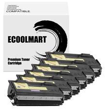 6PK Toner Cartridge fits Brother TN460 HL-1230 HL-1240 HL-1250 LJ-2500 DCP-1400