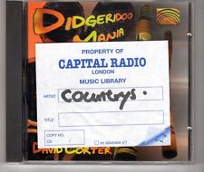 (HG940) Didgeridoo-Mania, David Corter - 1997 CD