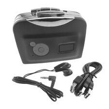 1pcs USB Cassette to MP3 Converter, Portable Cassette Audio Music Player