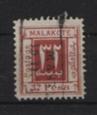 Witu-Schutzgebiet Malakote-Ausgabe 32 Pesa gestempelt (B05604)