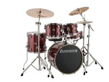 "Ludwig Element Evolution Drum Set With Hardware & Zildjian ZBT Cymbals - 20"" Bas"