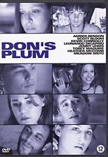 Don's Plum - Dutch Import  DVD NUOVO