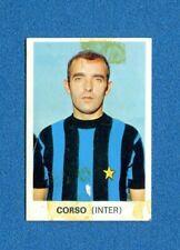 CALCIATORI 1968-69 EDIS 1969 - Figurina-Sticker  - CORSO - INTER -Rec