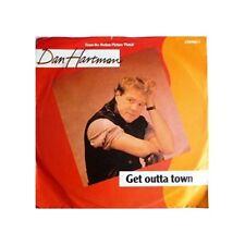 "LP 45 GIRI 7"" DAN HARTMAN GET OUTTA TOWN"