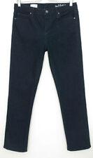 Denim Straight Leg Regular Size L28 Jeans for Women