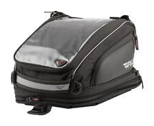 Fly Racing Expandable Universal Motorcycle Sport Bike Magnetic Tank Bag